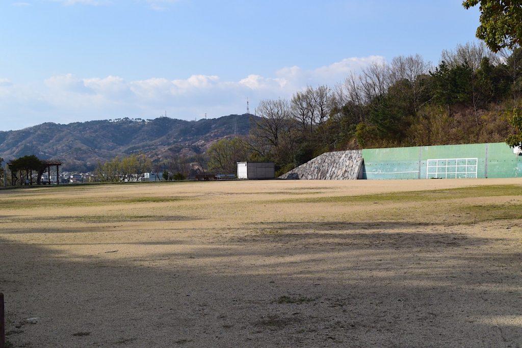 御山公園 多目的広場